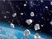 1.000 tấn kim cương trút xuống Thổ tinh và Mộc tinh mỗi năm