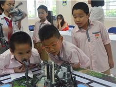 Nhiều trải nghiệm khoa học thú vị cho học sinh