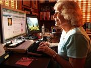 Người cao tuổi - đối tượng đầy tiềm năng của Facebook