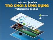 Giải Chim Xanh: Từ mobile game lấn thêm sang mobile apps