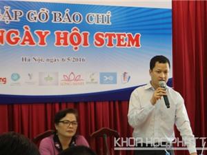 Ngày hội STEM 2016: Gieo mầm đam mê khoa học