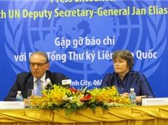 Liên hợp quốc dành 48 triệu USD giúp VN chống biến đổi khí hậu