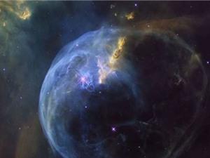Phát hiện tinh vân bong bóng đẹp mê hồn