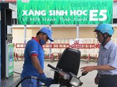 Từ 1/6: Hà Nội thay thế xăng A92 bằng xăng E5