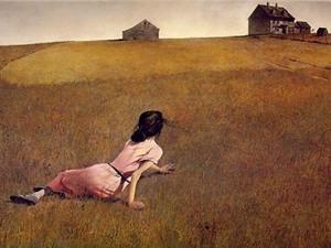 Phát hiện bệnh của nhân vật nữ trong bức tranh nổi tiếng