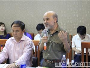 GS. TS Đặng Hùng Võ: Fomorsa xả thải ra biển là rất nguy hiểm