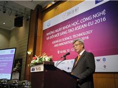 Thứ trưởng Trần Việt Thanh: ASEAN và EU cần đẩy mạnh hợp tác trong lĩnh vực đổi mới sáng tạo
