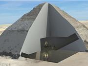 Hình ảnh 3D về cấu trúc bên trong kim tự tháp lần đầu được tiết lộ