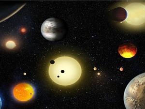 Phát hiện hơn 1.200 hành tinh mới giống Trái đất