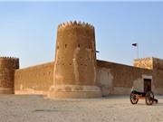 Chùm ảnh pháo đài quân sự cổ nổi tiếng Trung Đông