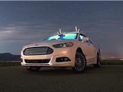 Ôtô tự hành giúp giảm ô nhiễm ánh sáng