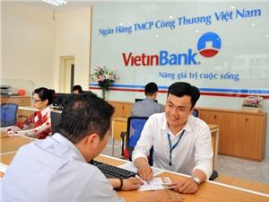 Doanh nghiệp siêu vi mô gửi tiền tại VietinBank được vay ưu đãi lãi suất