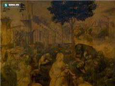 DNA trên các bức tranh có thể giải đáp bí ẩn hầm mộ của Da Vinci