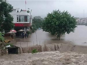 Bắc Bộ có nguy cơ xảy ra lũ quét, Hà Nội tiếp tục mưa to