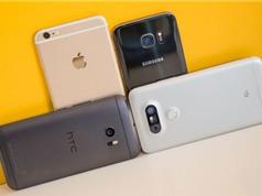 Top 10 smartphone ấn tượng nhất năm 2016