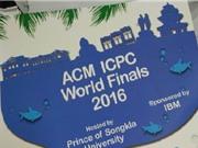 2 đội tuyển sinh viên Việt Nam thi tài lập trình với 126 đội tuyển quốc tế