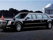 Tìm hiểu về quá trình sản xuất xe cho tổng thống Mỹ