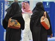 Phụ nữ Ả Rập có thể bị đi tù nếu xem trộm điện thoại của chồng