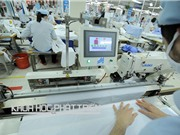 Dệt - may Việt Nam trước thềm TPP: Chạy nước rút đổi mới công nghệ