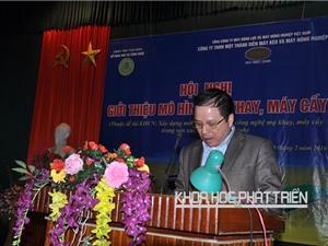 Thái Bình đưa khoa học - công nghệ thành đòn bẩy kinh tế