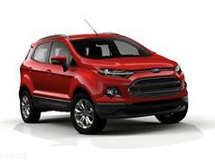 Chi tiết chiếc SUV rẻ nhất của Ford ở Việt Nam