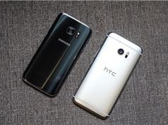 """5 lý do để tin HTC 10 sẽ """"hạ đo ván"""" Galaxy S7 ở Việt Nam"""