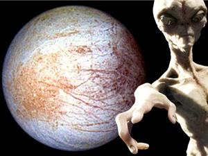 NASA: Người ngoài hành tinh có thể sống trên mặt trăng của sao Mộc