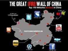 """Vì sao Trung Quốc """"nói không"""" với Facebook, Google?"""