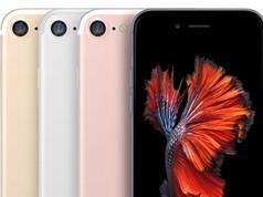 """iPhone 7 Plus sẽ có bộ nhớ trong cực """"khủng"""""""