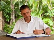 Khám phá điểm nghỉ dưỡng yêu thích nhất của Tổng thống Obama