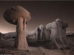 Chùm ảnh những địa danh đẹp đến kỳ lạ ở Mỹ