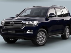 Cận cảnh vẻ cá tính của chiếc Toyota đắt nhất ở Việt Nam