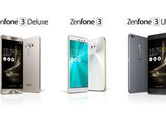 Asus trình làng bộ ba ZenFone 3: Thiết kế đẹp, giá hấp dẫn