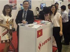 """Hanel """"khoe"""" giải pháp giao thông thông minh tại CommunicAsia 2016"""