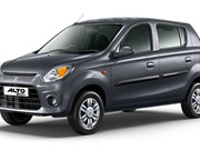 Chi tiết chiếc xe hơi Suzuki giá hơn 80 triệu đồng