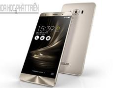 Ngắm smartphone cấu hình mạnh nhất trong lịch sử hãng Asus