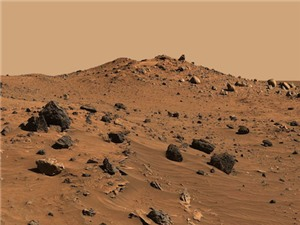 Sự sống ngoài hành tinh có thể nằm dưới bề mặt sao Hỏa