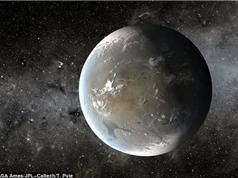Hành tinh đá Kepler-62F được chứng minh có sự sống