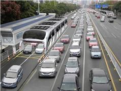 Thế hệ xe buýt mới chống ùn tắc giao thông