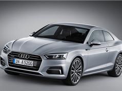 Chiêm ngưỡng vẻ sang chảnh của Audi A5 2017