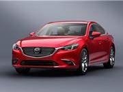 Cận cảnh vẻ đẹp mẫu sedan bạc tỷ của Mazda