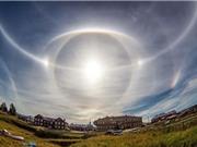 Những hiện tượng lạ của mặt trời xảy ra như phép màu