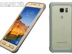 Ngắm thiết kế hầm hố của Samsung Galaxy S7 Active