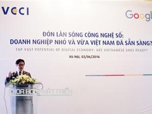 """Chậm số hóa, nhiều doanh nghiệp Việt thành """"vô hình"""""""