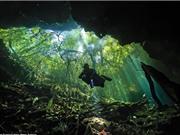 Khám phá nghĩa địa dưới nước của người Maya cổ đại
