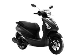 """Chi tiết chiếc xe tay ga giá """"mềm"""", thiết kế đẹp của Yamaha"""