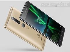 Trên tay smartphone màn hình khổng lồ, camera kép của Lenovo