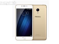 Meizu ra mắt smartphone vỏ kim loại, cảm biến vân tay, giá hơn 2 triệu