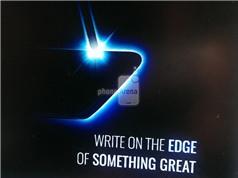 Galaxy Note 7 lộ ảnh với màn hình cong cạnh viền