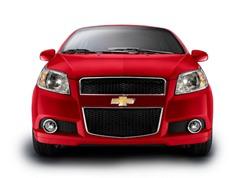 Chi tiết chiếc Chevrolet Aveo giá 452 triệu đồng